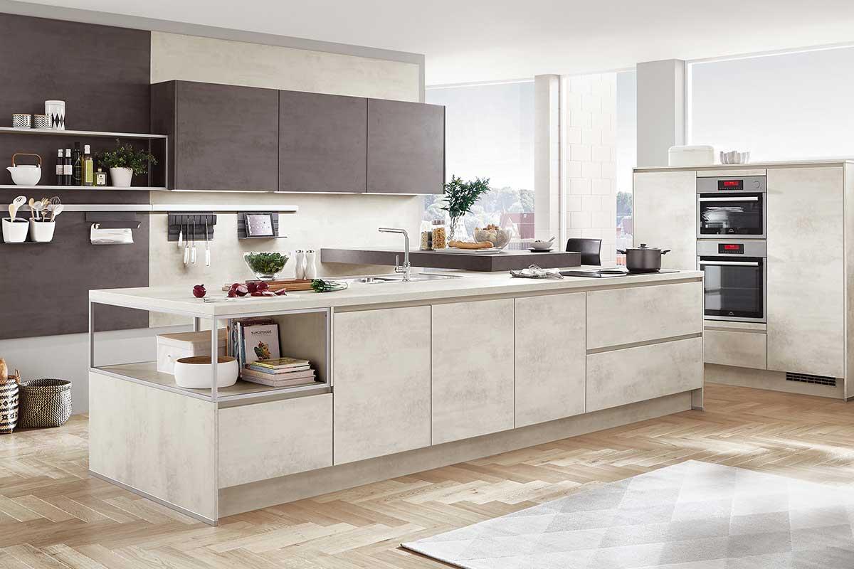 Moderne Küche - Ihr Küchenfachhändler aus Oldenburg: Das Küchen Duo