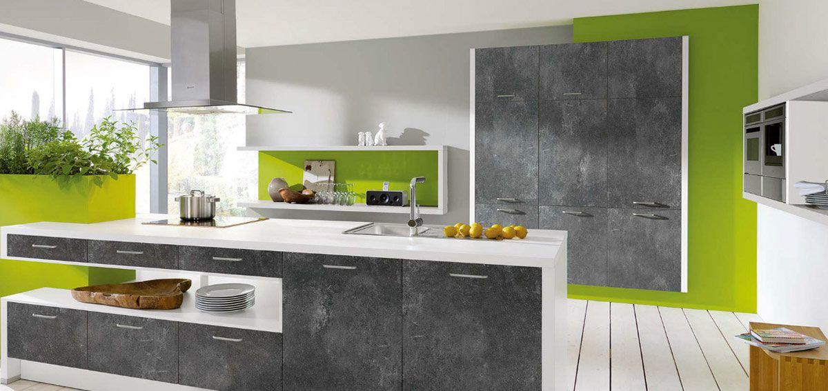 Komfort Küche