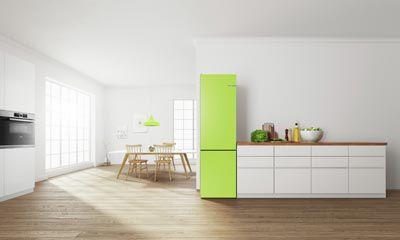 Bosch Kühlschrank Duo System : Bosch vario style farbige fronten für ihren kühlschrank ihr